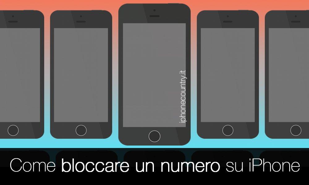 Come bloccare un numero di telefono su iphone - Numero di telefono piscina ortacesus ...