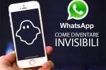 Come diventare invisibili su WhatsApp