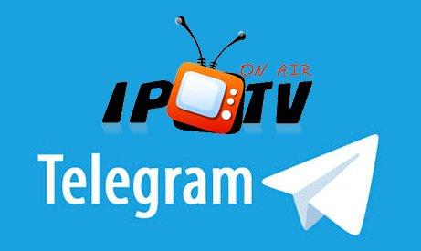 IPTV Telegram
