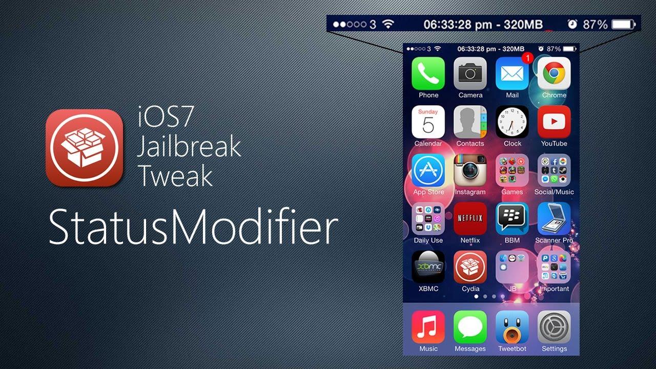 Tweak StatusModifier