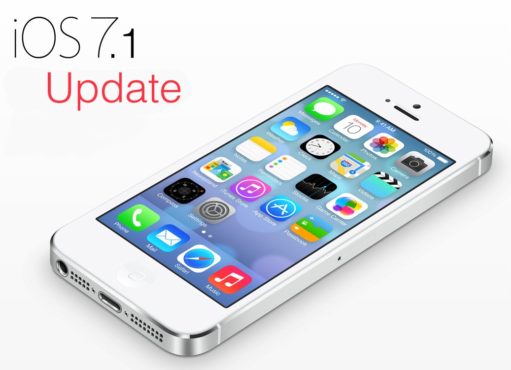 ios 7.1 iphone