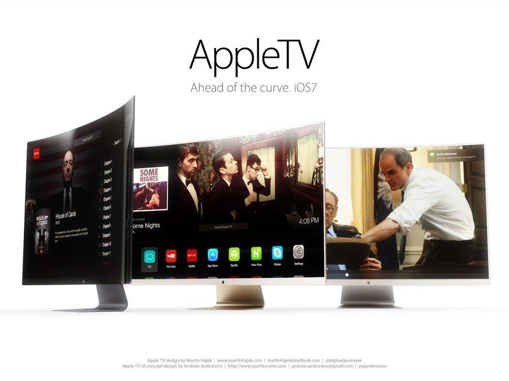 televisione apple