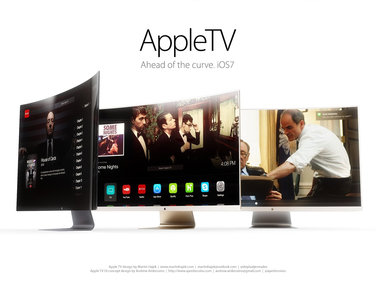televisione apple