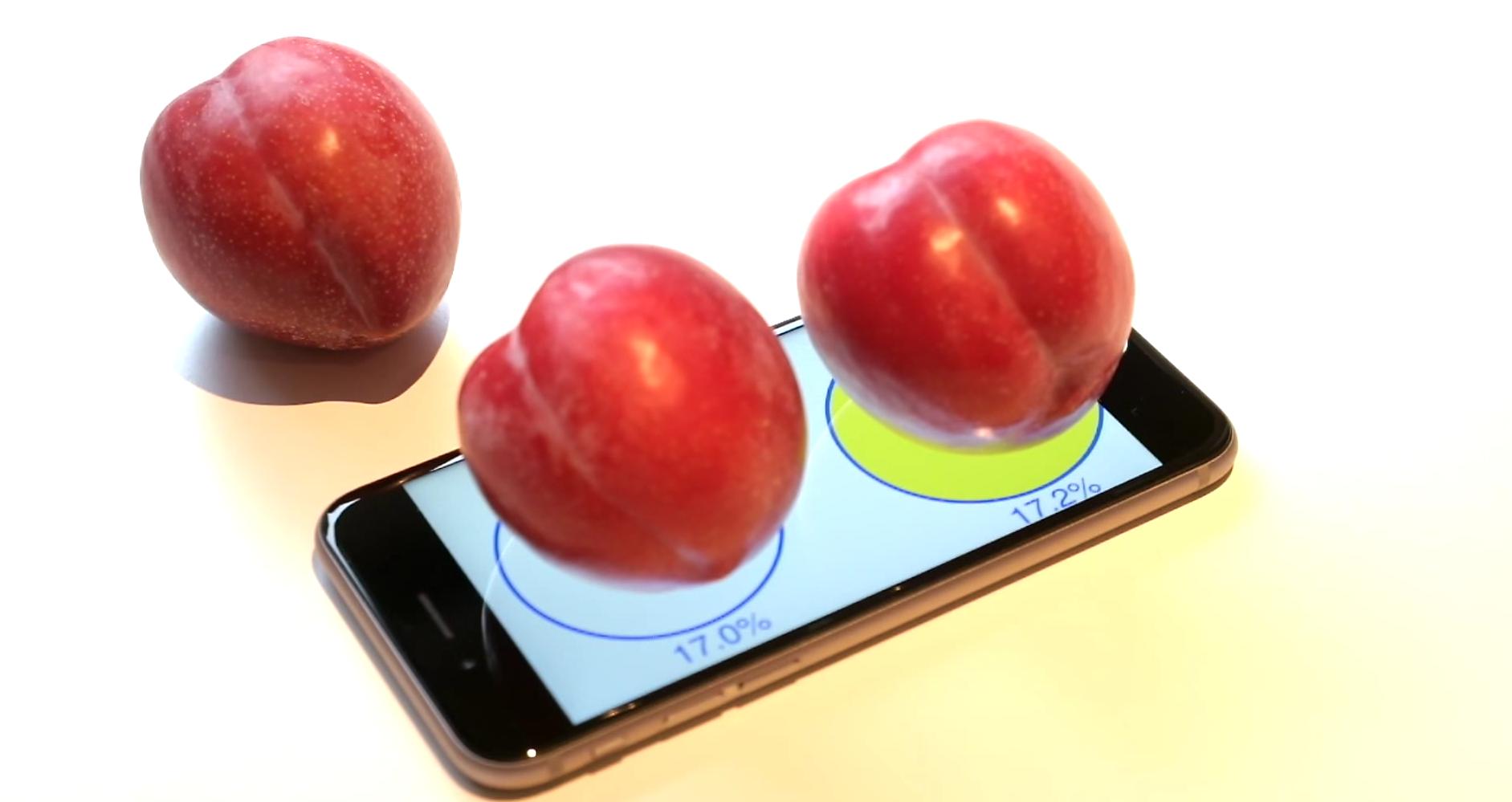 iPhone 6S bilancia di precisione
