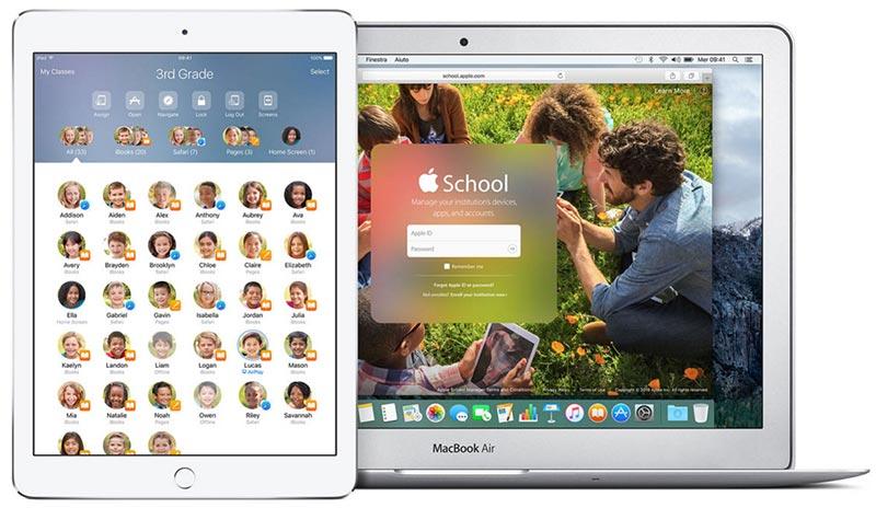 App per scuola