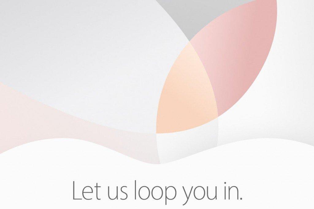 Keynote Apple di Marzo 2016