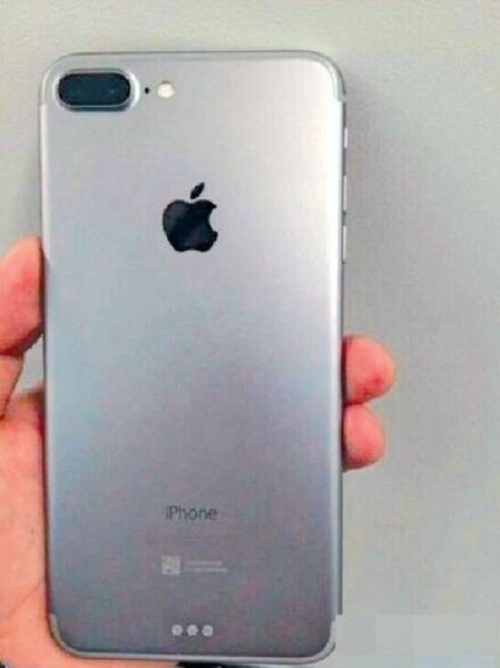 Foto rubata iPhone 7