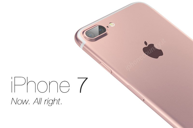 Render iPhone 7