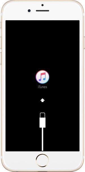Modalita ripristino iPhone