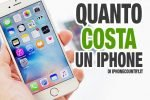 Prezzi di tutti i modelli iPhone
