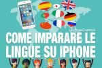 Come imparare lingue su iPhone