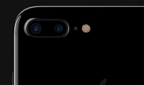 Fotocamera iPhone 7 Plus