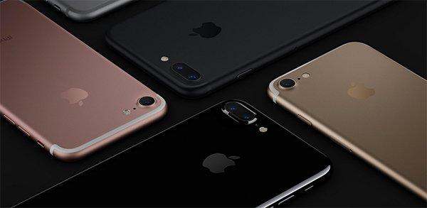 iPhone 7 e iPhone 7S