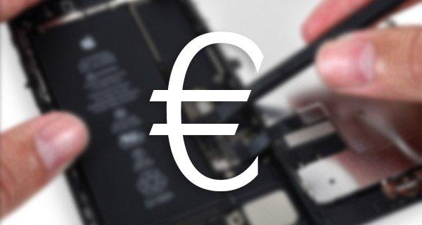 Costo produzione di iPhone 7