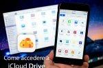 Come accedere a iCloud Drive da iPhone