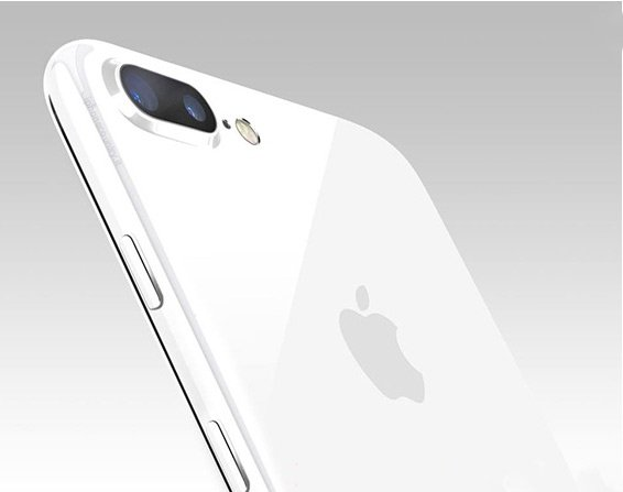iPhone Jet White