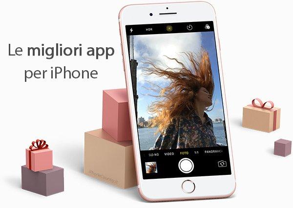 Migliori app per iPhone