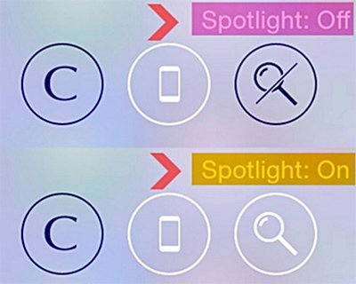 Attivare Spotlight Cydia
