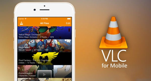 VLC for Mobile iPhone