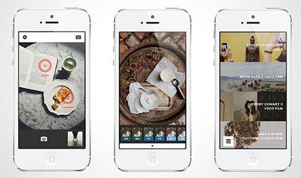 Vsco iPhone