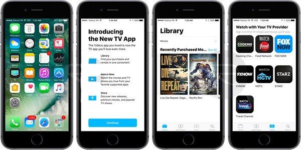 App TV iPhone