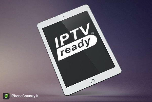 Come vedere IPTV su iPad