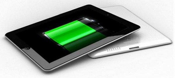 Batteria iPad
