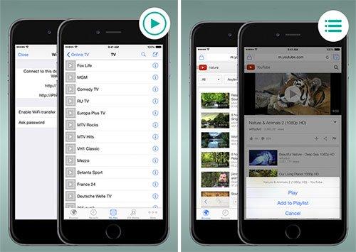 Online Player App