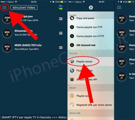 Plalylist Remoti App