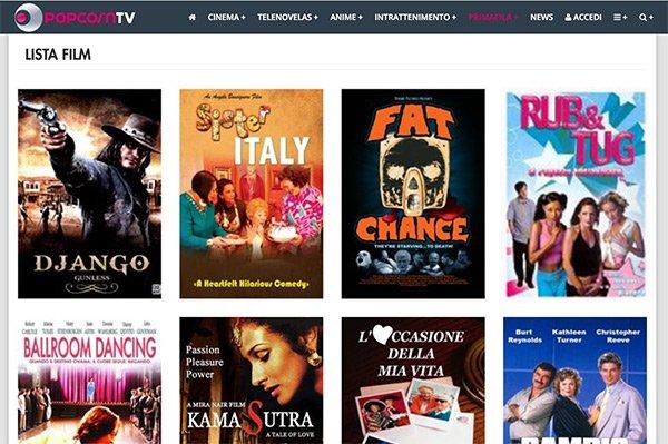 PopcornTV su iPad
