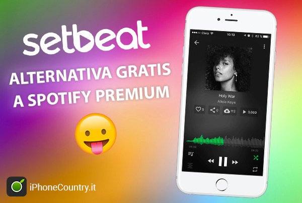 Seatbeat Alternativa Gratis a Spotify Premium