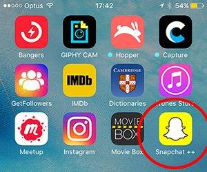 Snapchat Plus Plus