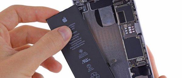 Sostituire batteria Gratis iPhone