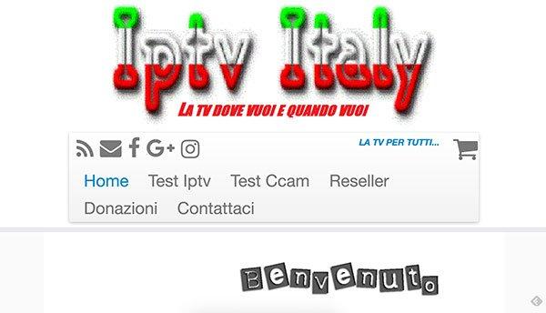 IPTV Italy
