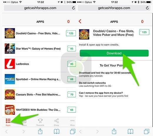 App da scaricare per guadagnare