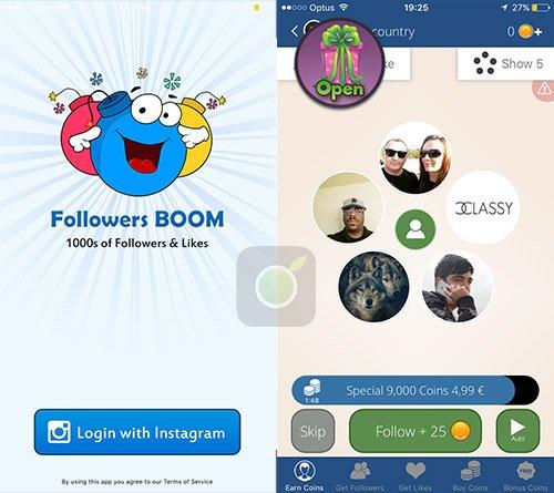 Boom Pro App per iPhone