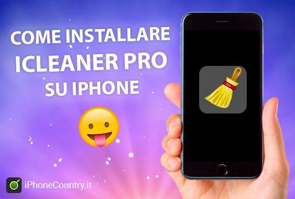 Come installare iCleaner Pro su iPhone