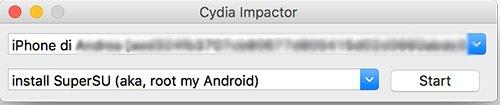 Cydia Impactor Tool