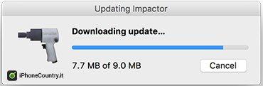 Cydia Impactor Update