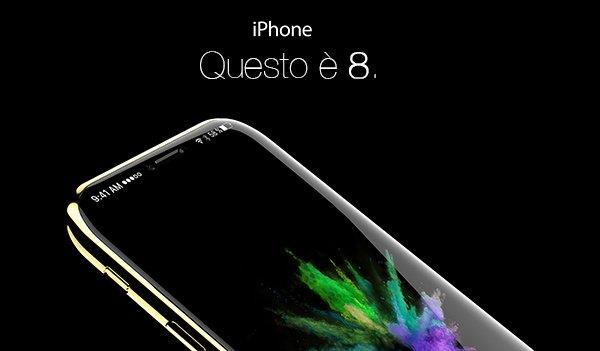 iPhone 8 Pro Concept