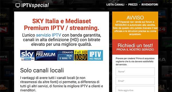 IPTV Special
