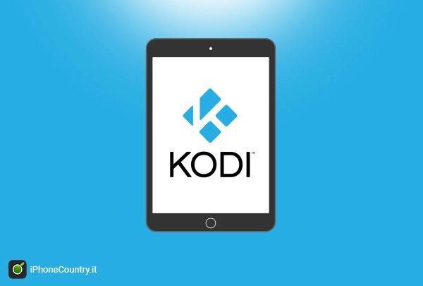 Kodi iPad