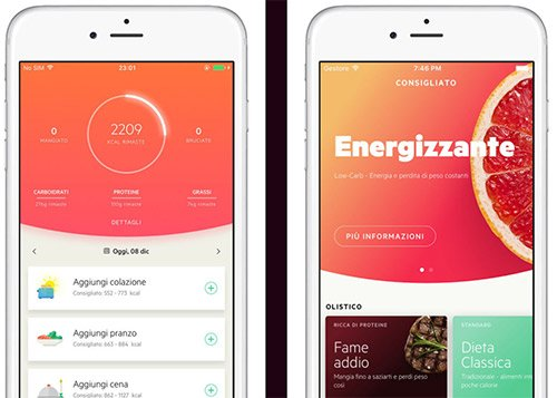 Lifesum per iPhone