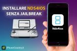 Nds4ios su iOS 10 senza Jailbreak