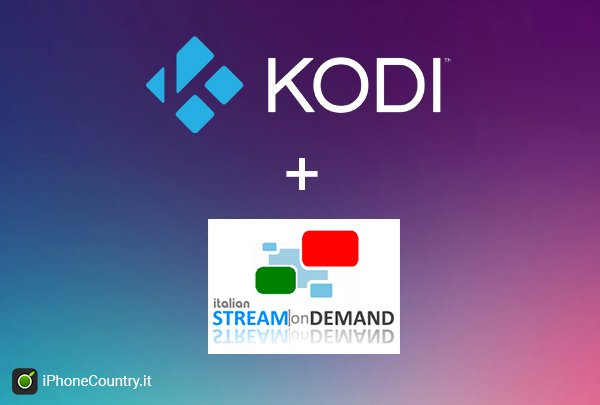 Stream on Demand su Kodi