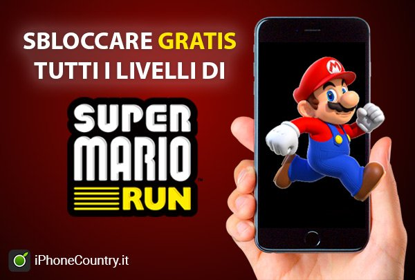 Super Mario Run gratis