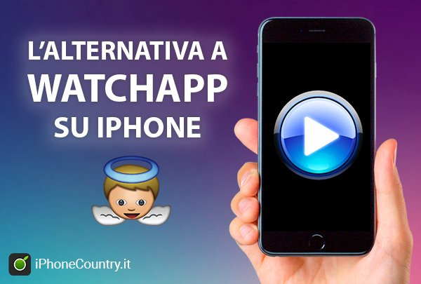 WatchApp per iPhone
