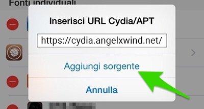 Aggiungi repo Angelxwind
