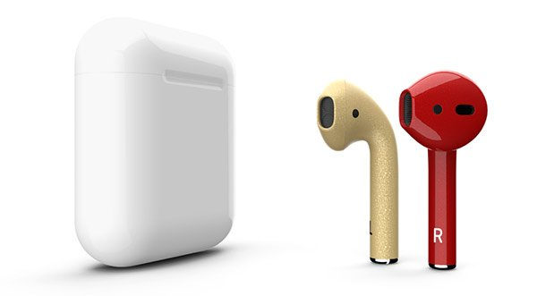 Airpods colorate