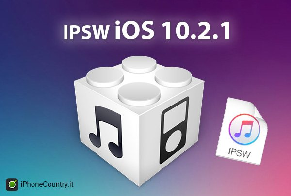 iOS 10.2.1 ipsw